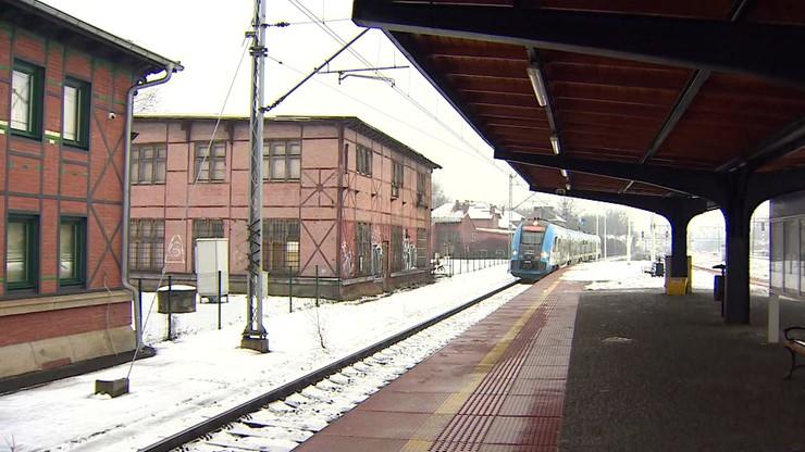 Przez okno pociągu zobaczyła gwałt. 36-latek złapany na gorącym uczynku