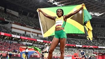 Tokio 2020: Elaine Thompson-Herah najszybsza na 200 m
