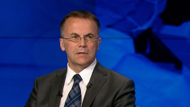 """Prowokacja liberałów"". Sellin o debacie PE 13 grudnia"