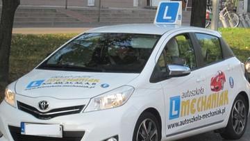 Rzeszów: pijany zdawał egzamin na prawo jazdy