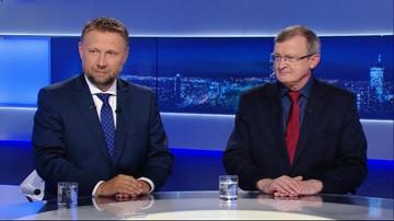 Kierwiński: nic tajnego na tym posiedzeniu Sejmu nie było