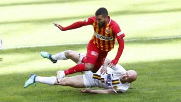 """Pazdan """"wyleciał"""" z boiska za brutalny faul na byłym reprezentancie Anglii"""
