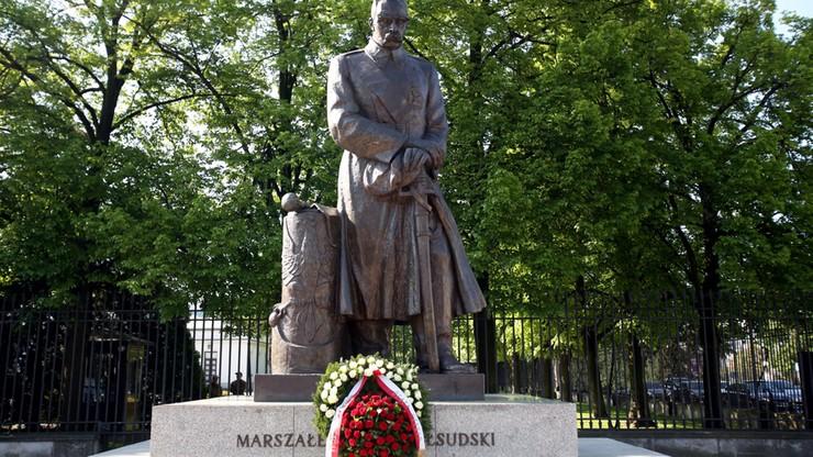 Uczczono rocznicę śmierci Piłsudskiego i Andersa