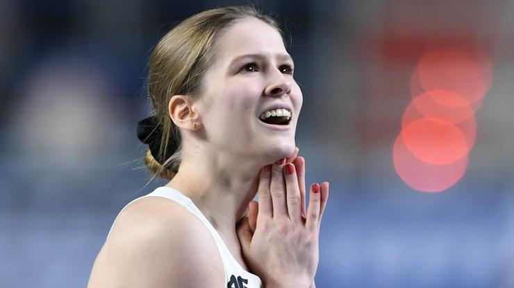 HME Toruń 2021: Pia Skrzyszowska w finale biegu na 60 m ppł. 19-latka uzyskała trzeci wynik w historii polskiej lekkoatletyki