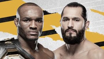 UFC 261: Usman - Masvidal II. Gdzie obejrzeć?