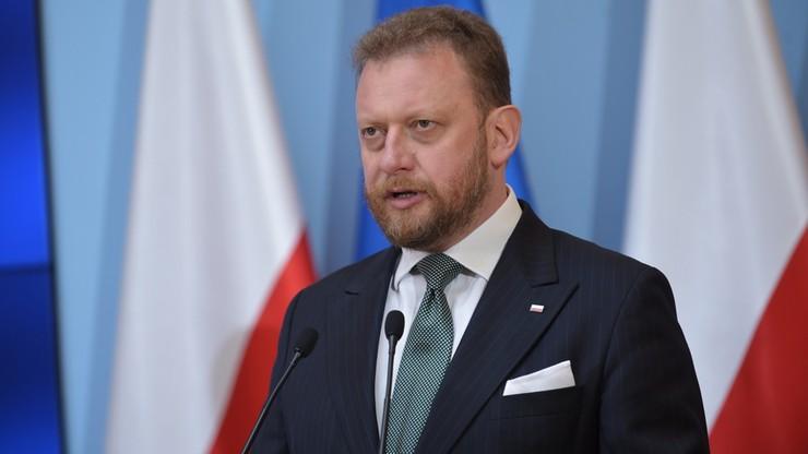 Szumowski: w dwóch powiatach wybory wyłącznie korespondencyjne