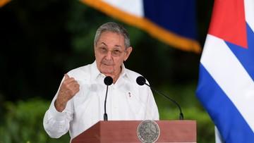 Castro: ustąpię z urzędu w lutym 2018 roku