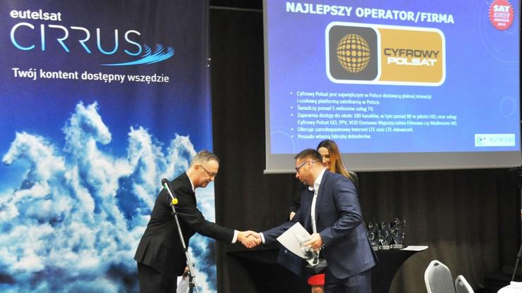 Nagrody dla Cyfrowego Polsatu w plebiscycie SAT Kurier Awards