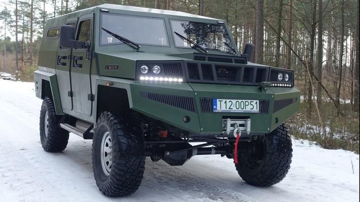 Oto nowe auto z Polski. I nie chodzi o Izerę!