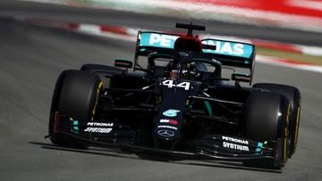 Formuła 1: Dominacja Mercedesa na treningach