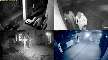 Seria włamań do domów pod Warszawą. Wchodzą nawet, gdy w środku są mieszkańcy
