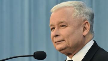 """Kaczyński: na Clintona być może wpływa """"sytuacja gigantycznego nieporozumienia"""""""