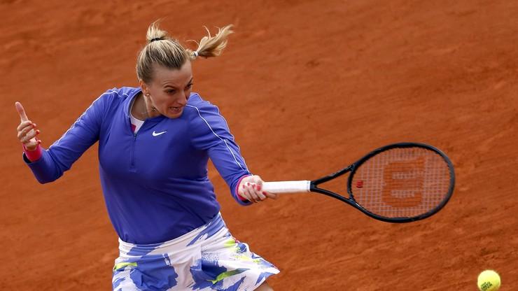 Petra Kvitova zakończyła tenisowy sezon z powodu stanu zdrowia