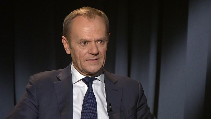 Tusk skomentował nowe ograniczenia. Przypomniał czasy stanu wojennego