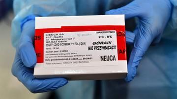 Więcej dawek szczepionki z jednej fiolki. Jest stanowisko resortu zdrowia