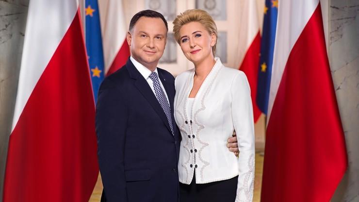 Pierwsza dama w Polsat News: mam wątpliwości, czy kobiety muszą być zmuszane do heroizmu