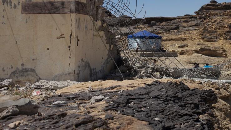 Co najmniej 25 cywilów zginęło w saudyjskich nalotach na targ w Jemenie