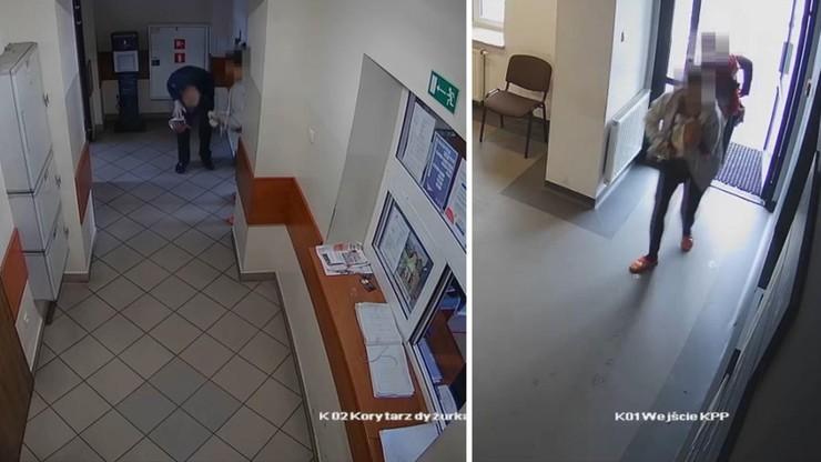 Włoszczowa. Policjant ocalił życie niemowlaka, który nie oddychał [WIDEO]