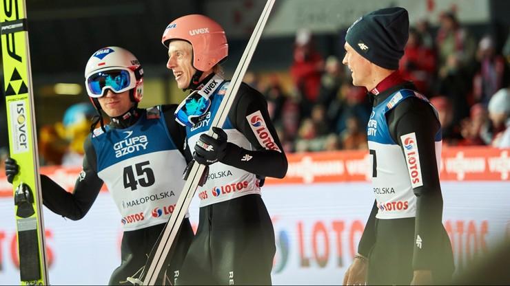 Turniej Czterech Skoczni: Polacy negatywni, wiadomości pozytywne! Będziemy skakali w Oberstdorfie