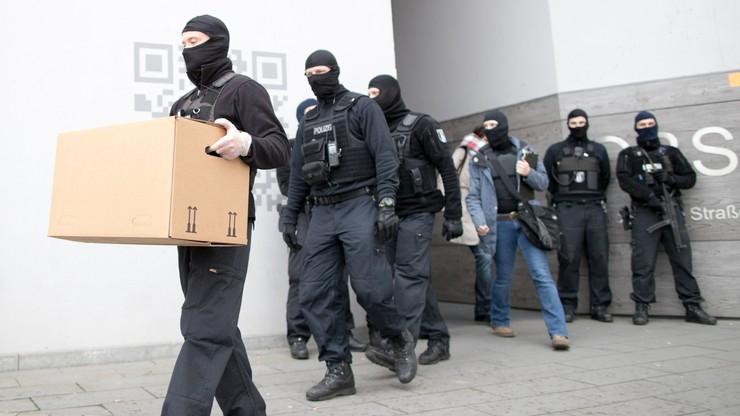 Policja zamknęła meczet w Berlinie odwiedzany przez islamistów