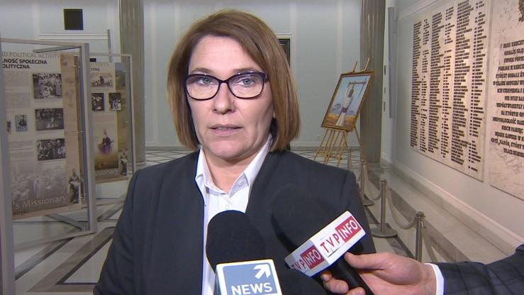 Mazurek: nie zgadzamy się na odebranie dotacji partiom politycznym