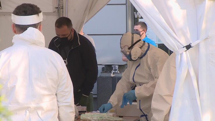 Koronawirus w Polsce. Najnowsze dane: 17 kolejnych ofiar