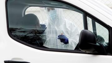 Brytyjski wariant koronawirusa w Hiszpanii i Portugalii. Około 50 proc. aktywnych infekcji