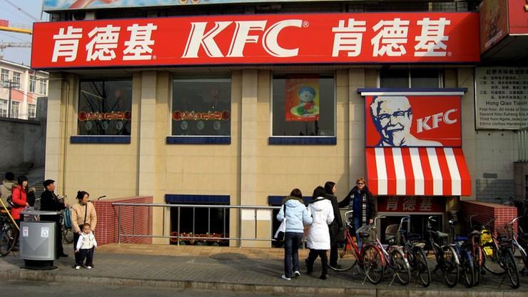 Restauracja KFC w Chinach upamiętnia komunistycznego bohatera