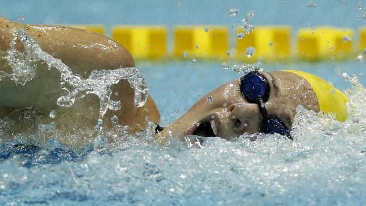 Pływaczka Cate Campbell ustanowiła rekord świata