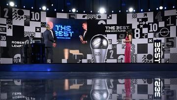 Robert Lewandowski Piłkarzem Roku FIFA. Kto zgarnął pozostałe nagrody?