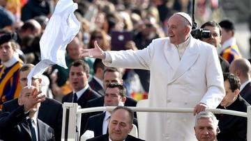 Watykan: z inicjatywy papieża urządzono ambulatorium dla bezdomnych