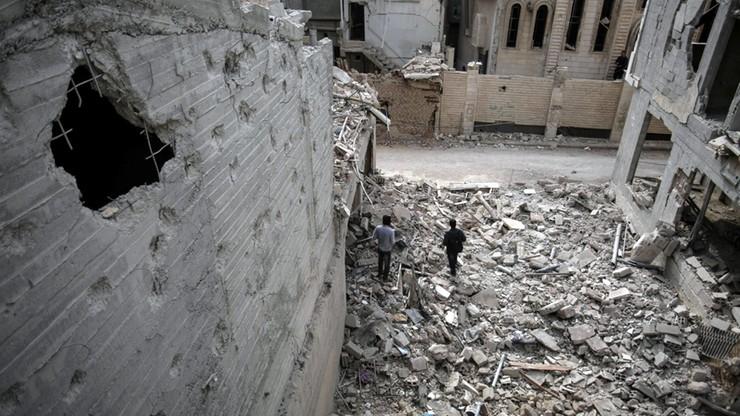 Głód w Syrii. 7 mln osób nie wie, kiedy zje kolejny posiłek