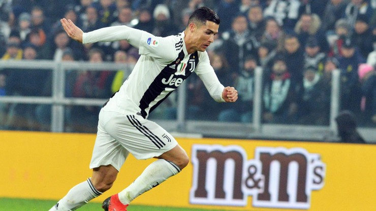 Ronaldo: Chce się zmierzyć z Messim w Serie A