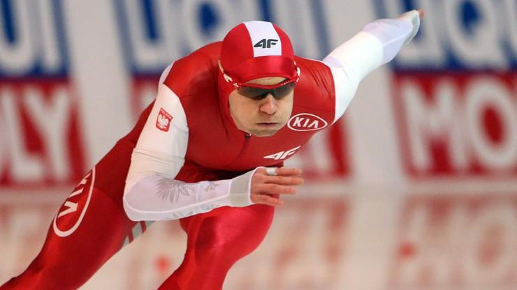 Łyżwiarstwo szybkie: Zawody Pucharu Świata w Heerenveen. Transmisja w Polsacie Sport News