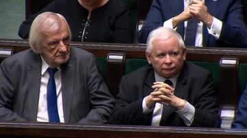 Kaczyński: nie ma relacji finansowych pomiędzy fundacją a partią