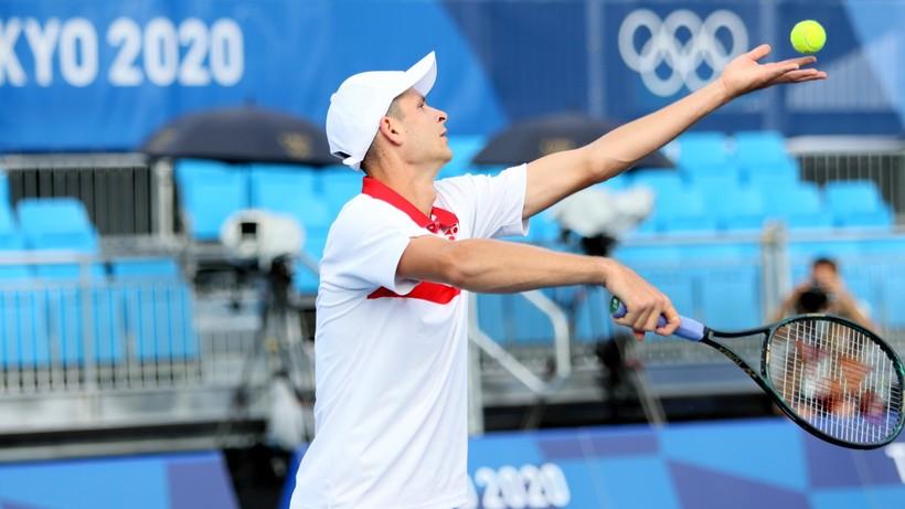 Ranking ATP: Hubert Hurkacz nadal na 12. miejscu, w czołówce bez zmian