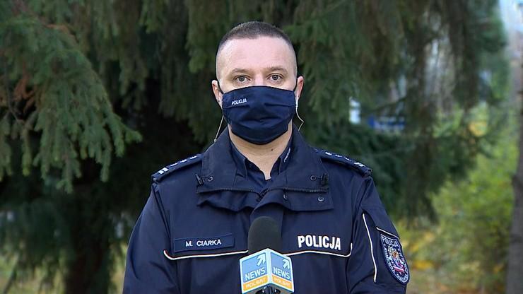 Rzecznik policji: nietykalność policjanta taka sama, jak posła