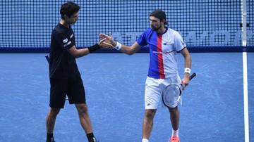 ATP Finals: Kubot i Melo w finale!