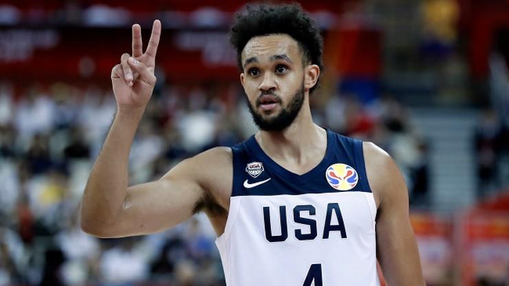 MŚ koszykarzy: USA - Francja. Relacja i wynik na żywo