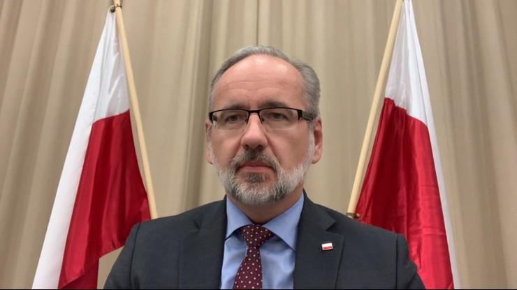 Minister zdrowia Adam Niedzielski w Polsat News: Trzecia dawka szczepionki nieco wcześniej