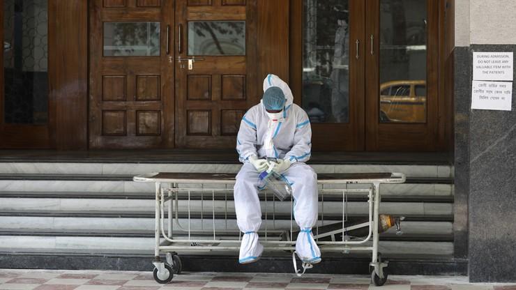 Nowe przypadki koronawirusa w Polsce. Dane ministerstwa, 11 maja - Polsat News