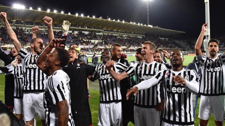 Piąty z rzędu mistrzowski tytuł Juventusu Turyn