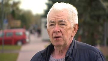 Napastnik z nożem zaatakował 80-latka. Staruszek wystraszył złodzieja i pomógł go złapać