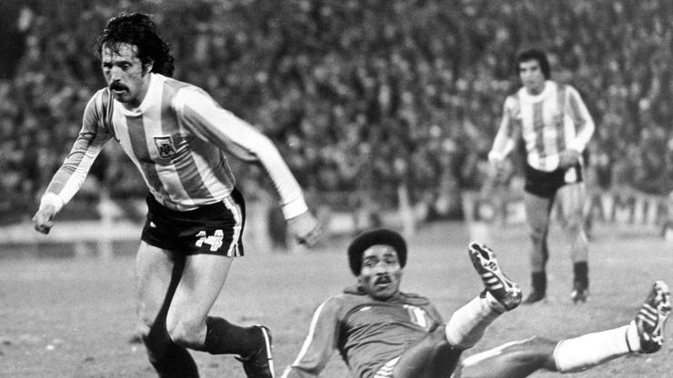Zmarł słynny piłkarz Leopoldo Luque. Był mistrzem świata z 1978 roku