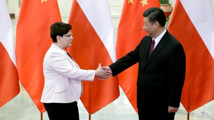 Chiński dziennik: inicjatywa pas i szlak wzmacnia polsko-chińskie relacje