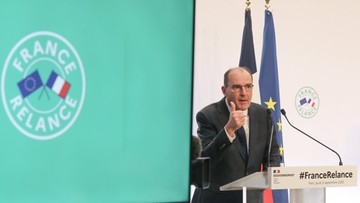 Premier Francji przedstawił plan wsparcia gospodarki wart 100 mld euro