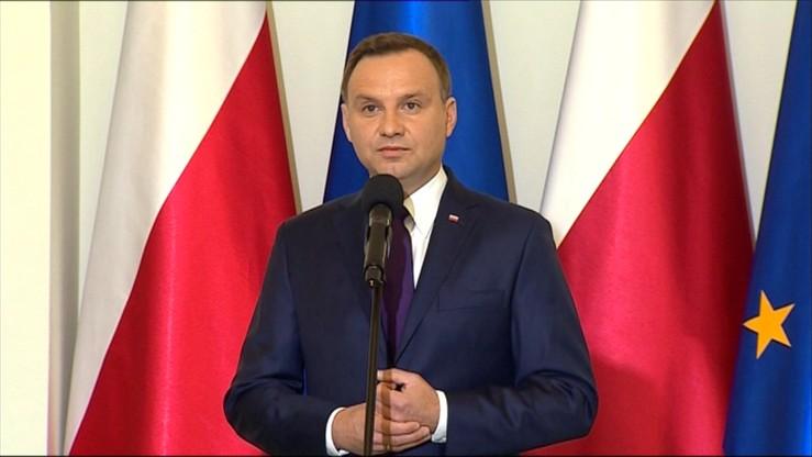 Prezydent: nie widzę powodów do zmiany decyzji ws. terminu pierwszego posiedzenia Sejmu