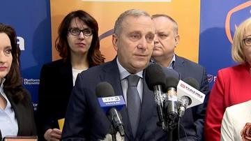 PO chce wyjaśnień ws. odpraw dla b. komendantów policji, których odwołano po sprawie Stachowiaka