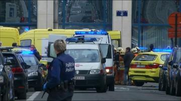 Wybuchy na stacjach metra w Brukseli. Sprzeczne informacje o ofiarach