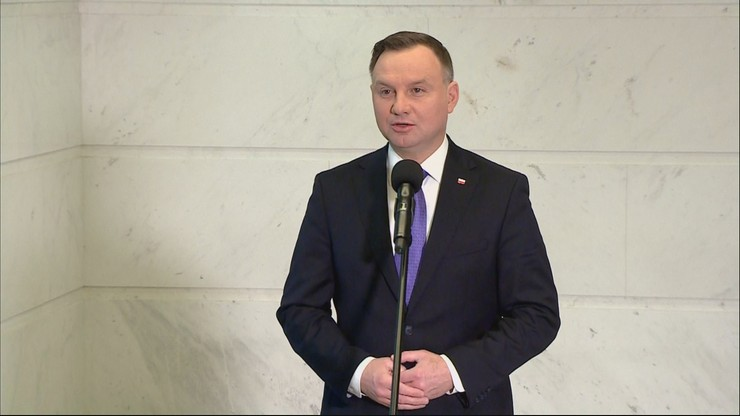 Prezydent: w Polsce nie ma koronawirusa
